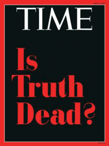 is truth dead